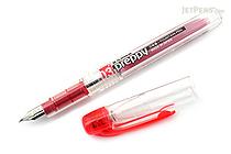 Platinum Preppy Fountain Pen - Red - 03 Fine Nib - PLATINUM PPQ-200 11-2