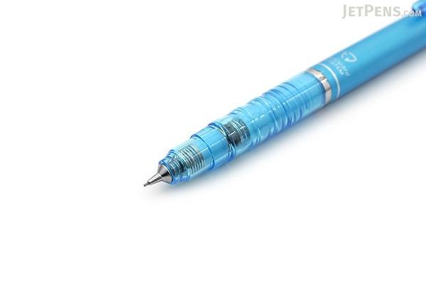 Zebra DelGuard Mechanical Pencil - 0.5 mm - Light Blue - ZEBRA P-MA85-LB