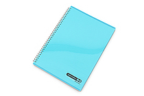 Maruman Sept Couleur Notebook - A4 - 7 mm Rule - Teal - MARUMAN N570A-52