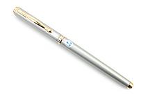 Pilot Cavalier Fountain Pen - Fine Nib - Silver Body - PILOT FCA-3SR-S-F