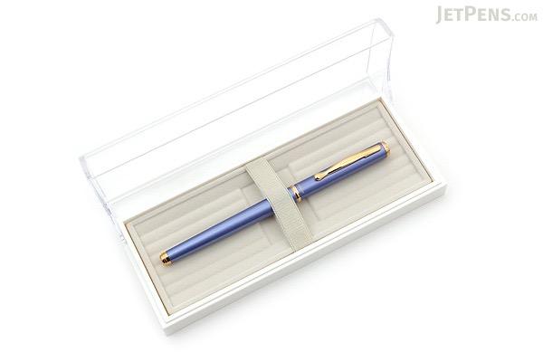 Pilot Cavalier Fountain Pen - Soft Blue - Fine Nib - PILOT FCA-3SR-SL-F