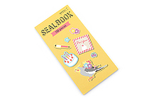 Midori Seal Book Stickers - Birds - MIDORI 84594006