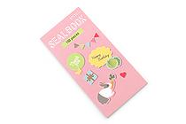 Midori Seal Book Stickers - Rabbits - MIDORI 84595006