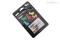 Midori Point & Writing Marker Die-Cut Sticky Notes - Dogs - MIDORI 11379006