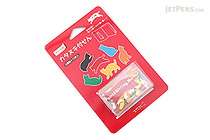 Midori Point & Writing Marker Die-Cut Sticky Notes - Cats - MIDORI 11380006