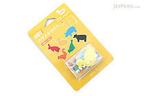 Midori Point & Writing Marker Die-Cut Sticky Notes - Farm - MIDORI 11382006