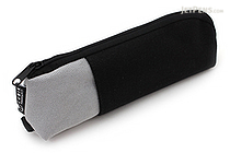 Cubix Two Tone Pen Case - Black / Gray - CUBIX 106164-15-80