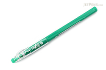 Pilot FriXion Color-Pencil-Like Erasable Gel Pen - 0.7 mm - Green - PILOT LFP-13F-F18