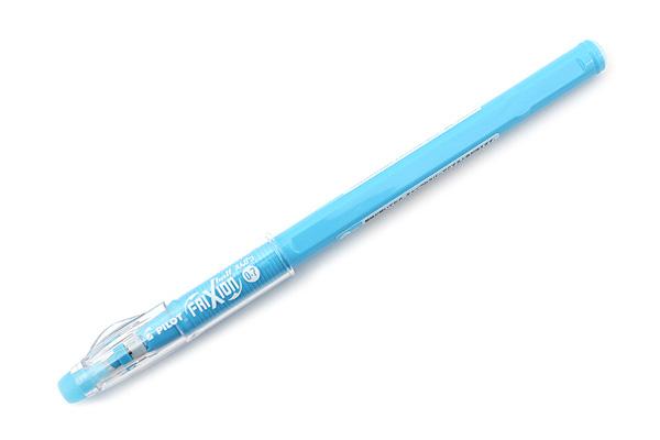 Pilot FriXion Color-Pencil-Like Erasable Gel Pen - 0.7 mm - Light Blue - PILOT LFP-13F-F16