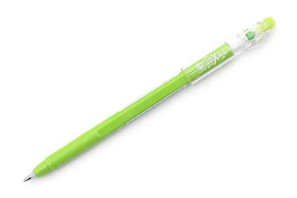 Pilot FriXion Color-Pencil-Like Erasable Gel Pen - 0.7 mm - Lime Green - PILOT LFP-13F-F17