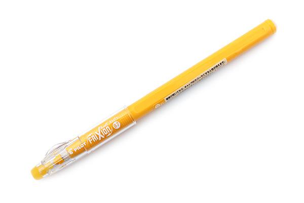 Pilot FriXion Color-Pencil-Like Erasable Gel Pen - 0.7 mm - Mountain Yellow - PILOT LFP-13F-F02