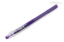 Pilot FriXion Color-Pencil-Like Erasable Gel Pen - 0.7 mm - Purple - PILOT LFP-13F-F12