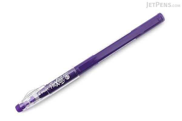 Pilot FriXion Color-Pencil-Like Erasable Gel Pen - 0.7 mm - Purple - PILOT LFP-13F-F12