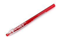 Pilot FriXion Color-Pencil-Like Erasable Gel Pen - 0.7 mm - Red - PILOT LFP-13F-F05