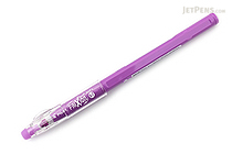 Pilot FriXion Color-Pencil-Like Erasable Gel Pen - 0.7 mm - Violet - PILOT LFP-13F-F11