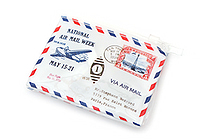 Mark's Flake Stickers - Air Mail - MARK'S STK-FL2-B