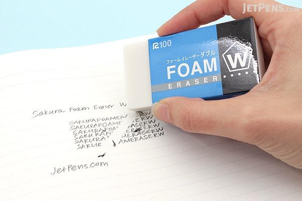 Sakura Foam Eraser W 300 - SAKURA RFW-300