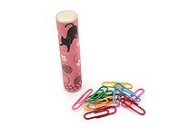 Kurochiku Mini Tube Doll with Paper Clips - Cat - KUROCHIKU 71306603