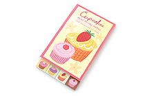Galison Mini Sticky Notes - Cupcakes - GALISON 978-0-7353-3091-7