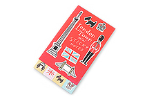 Galison Mini Sticky Notes - London Town - GALISON 978-0-7353-3562-2