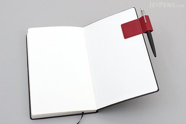 Mark's Pen Holder - Sticker Type - Business - Red - MARK'S DA-PHD5-RE