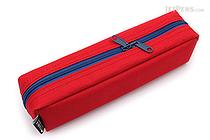Cubix Easy Open Mini Pen Case - Red - CUBIX 106165-05-60