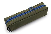 Cubix Easy Open Mini Pen Case - Khaki (Olive) - CUBIX 106165-11-60