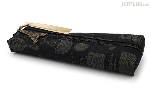 Mark's Eiffel Tower Pen Case - Black - MARK'S ET-PEC1-BK
