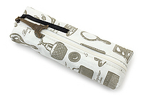 Mark's Eiffel Tower Pen Case - Ivory - MARK'S ET-PEC1-IV