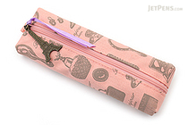 Mark's Eiffel Tower Pen Case - Pink - MARK'S ET-PEC1-PK