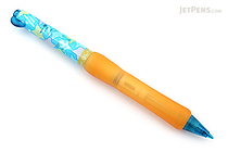 Tombow Olno Body Knock Mechanical Pencil - Limited Edition Lovely Collection - 0.5 mm - Star - TOMBOW SH-OLG01