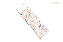 Midori Seal Collection Planner Stickers - Small Java Sparrow - MIDORI 83002-006