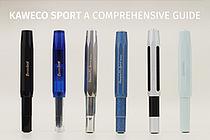 Kaweco Sport: A Comprehensive Guide