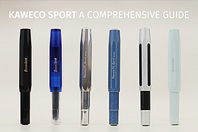 Kaweco Sport: A Comprehensive Guide