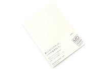 Midori MD Notebook - A5 - Blank - MIDORI 13803-006
