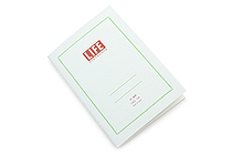 Life Pistachio Notebook - B6 - Lined - LIFE N78