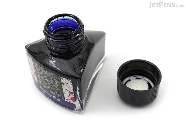 Diamine Regency Blue Ink - 150th Anniversary - 40 ml Bottle - DIAMINE INK 2002