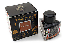 Diamine Terracotta Ink - 150th Anniversary - 40 ml Bottle - DIAMINE INK 2006