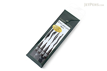 Faber-Castell PITT Artist Pen - India Ink - Black - Set of 4 (B, SB, SC, 1.5) - FABER-CASTELL FC167139