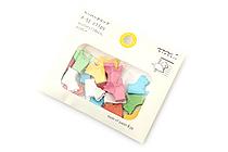 Midori P-51 Paper Clips - Cat - MIDORI 43298-006