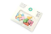 Midori P-51 Paper Clips - Tortoise - MIDORI 43304-006