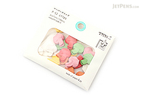 Midori P-51 Paper Clips - Mushroom - MIDORI 43318-006