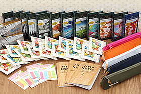New Products: Artist Pens, Field Notes, Calligraphy Pen Sets, Pen Cases, Paper Clips, Page Markers, and More!