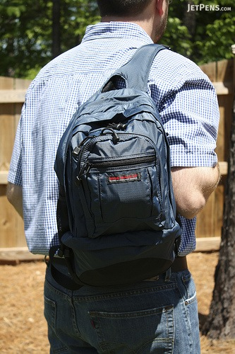Nomadic CB-01 Wise-Walker Multi Compartment Day Backpack - Navy - NOMADIC ECB 01 NAVY