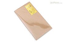Midori Traveler's Notebook Refill 001 - Regular Size - Lined - MIDORI 14245-006