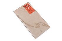 Midori Traveler's Notebook Refill - Regular Size - Blank - MIDORI 14247-006