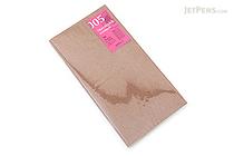 Midori Traveler's Notebook Refill 005 - Regular Size - Daily Planner Grid - MIDORI 14255-006