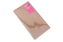 Midori Traveler's Notebook Refill - Regular Size - Daily Planner Grid - MIDORI 14255-006