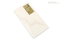 Midori Traveler's Notebook Refill 013 - Regular Size - Lightweight Paper - MIDORI 14287-006