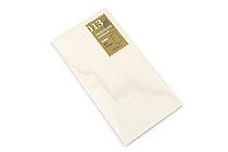 Midori Traveler's Notebook Refill - Regular Size - Lightweight Paper - MIDORI 14287-006